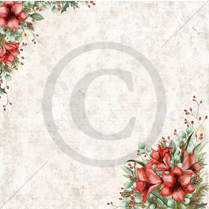 Bilde av PD 2100707 Bukett til jul (25