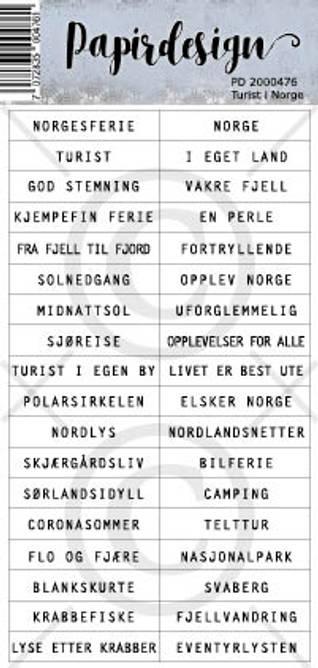 Bilde av Turist i Norge (6